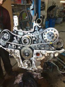 двигатель Land Cruser 200