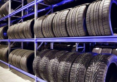 Сезонное хранение шин