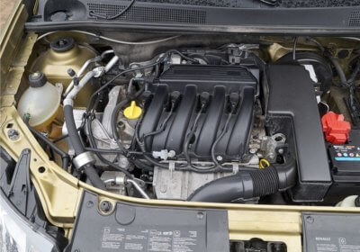 Ремонт двигателя Renault Sandero